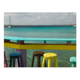 ABC Islands, BONAIRE, Kralendijk: Ocean View Postcard