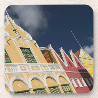 ABC Islands, CURACAO, Willemstad: Punda Drink Coaster