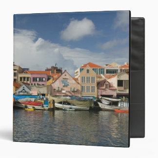 ABC Islands, CURACAO, Willemstad: Punda, Vinyl Binder