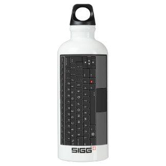 ABC Keyboard Water Bottle