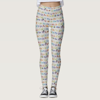 ABC Leggings