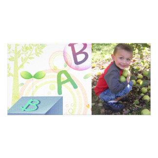 ABC s photo cards