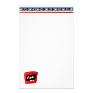 ABC School Days Stationery