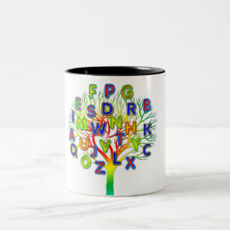 ABC Teacher's Mug