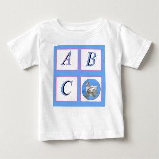 abc window pain ducks baby T-Shirt