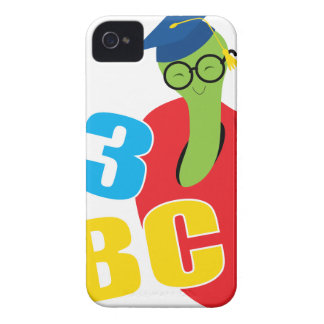 ABC Worm Case-Mate iPhone 4 Cases