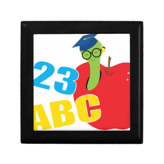 ABC Worm Gift Box