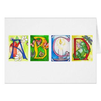 ABCD card
