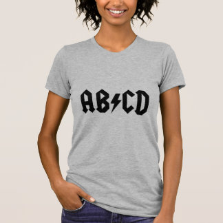 ABCD Item T-Shirt