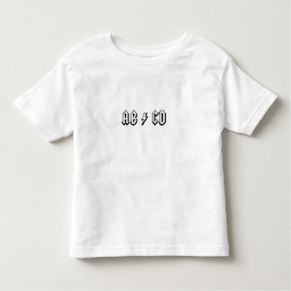 ABCD TODDLER T-SHIRT