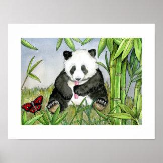 ABC's print of Pii Ping Panda