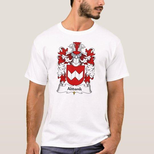 Abdank Family Crest T-Shirt