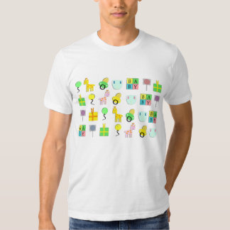 ABDL/ Adult Baby Tee/Cute Fall Design/Baby 4 Life Tees