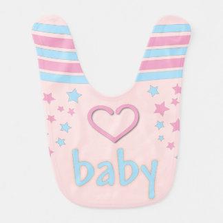 ABDL baby bib/ Cute Baby Bib/ Baby 4 Life Bib