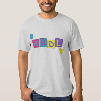 ABDL Bright Logo Tshirt