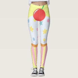 ABDL leggings/ Cupcake princess/ AB wear Leggings