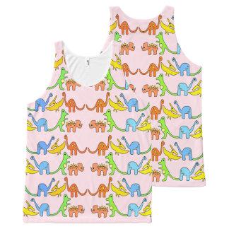 ABDL tank top/Dinosaur tank/Baby 4 Life