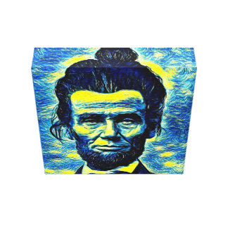 Abe, Abe Bun Canvas Print