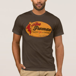 Abe Froman Sausage King Of Chicago Tee