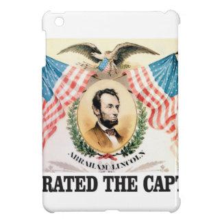 Abe liberator Lincoln iPad Mini Cover