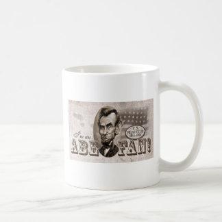 Abe Lincoln Fan Coffee Mug