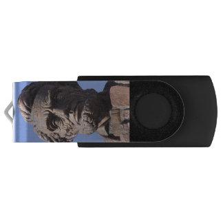 Abe Lincoln Flash Drive Swivel USB 3.0 Flash Drive