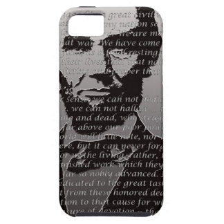 Abe Lincoln Gettysburg Address iPhone 5 Covers