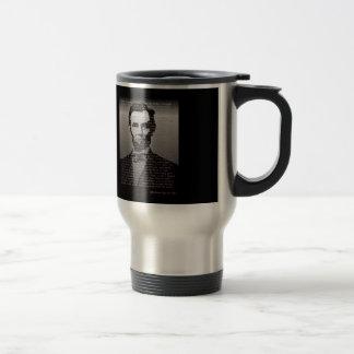 Abe Lincoln Gettysburg Address Travel Mug