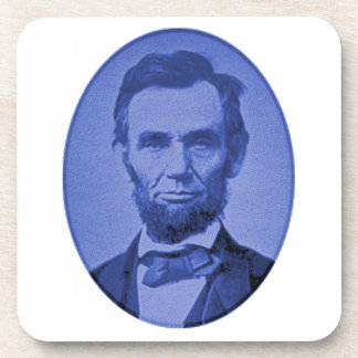 Abe Lincoln Gifts Coasters