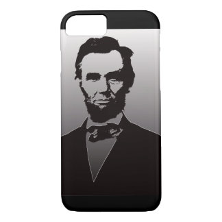 Abe Lincoln Portrait iPhone 7 Case