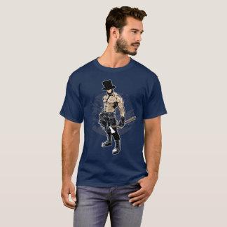Abe Lincoln Tattooed Zombie Slayer T-Shirt