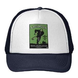 Abe Lincolnstein. the monster that terrorized... Trucker Hat