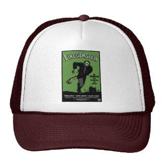 Abe Lincolnstein. the monster that terrorized... Hat