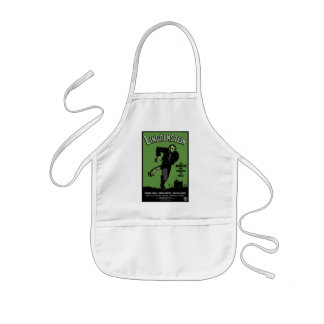 Abe Lincolnstein. the monster that terrorized... Kids Apron