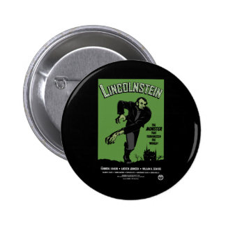 Abe Lincolnstein the monster that terrorized Pins