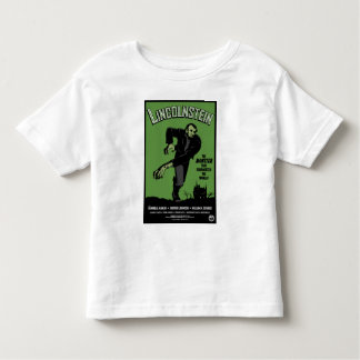 Abe Lincolnstein. the monster that terrorized... T Shirt