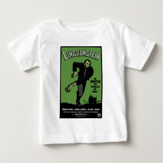 Abe Lincolnstein. the monster that terrorized... Shirt