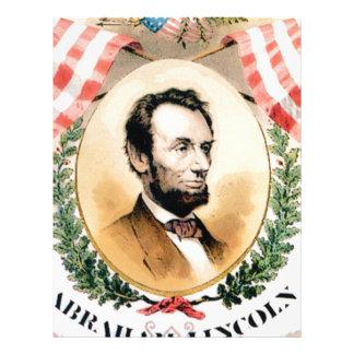 Abe oval letterhead