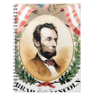 Abe oval notebooks