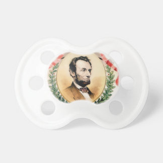 Abe oval pacifier