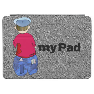 Abe R Doodle myPad iPad Air Cover