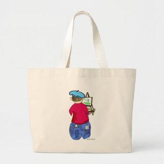 Abe R Doodle - Zee Artiste Bags