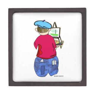 Abe R Doodle - Zee Artiste Premium Gift Box