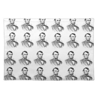 abe rows place mat