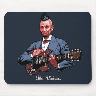 Abe Vicious Mouse Pad