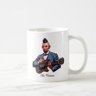 Abe Vicious Coffee Mug
