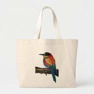 Abejaruco.gif Large Tote Bag