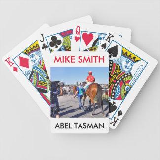 Abel Tasman Bicycle Playing Cards