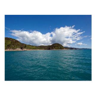Abel Tasman N.P. Coast Postcard