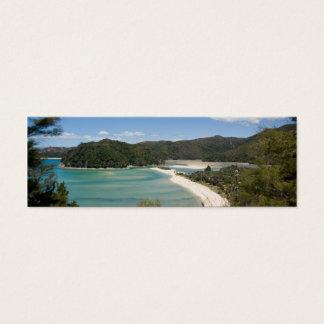 Abel Tasman N.P. Shore DSC8721 Mini Business Card